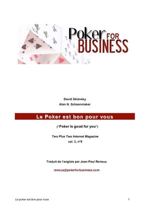 PokerForBusiness