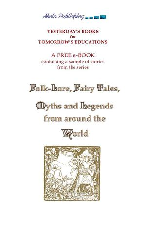 Classic Fairy Tales, Folklore, Myths and Legends