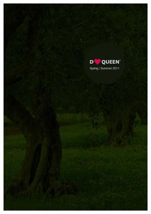 DQueen by Dondup | Look Book - Spring Summer 2011