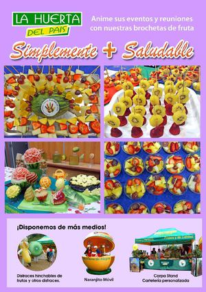 Servicio de Lunch Saludable FD