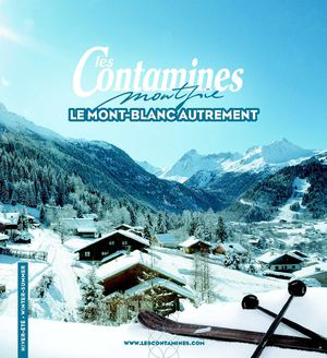 Les Contamines-Montjoie en images / pictures from les Contamines
