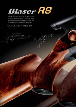 Catalogue 2010 / 2011 Blaser R 8