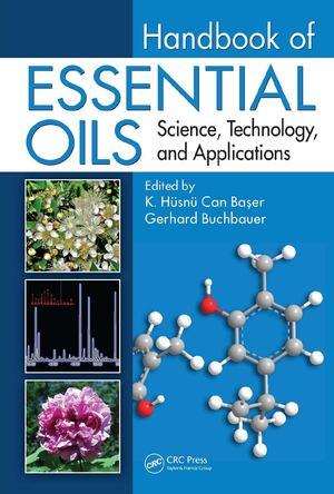 Calamo Handbook Of Essential Oils Science Technology