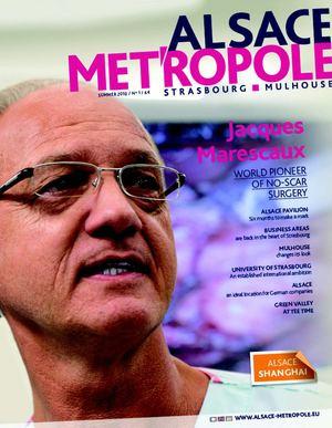 Calaméo - ALSACE MÉTROPOLE Strasbourg-Mulhouse version anglaise