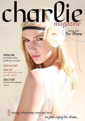 Charlie Magazine - The Show - Issue 1