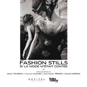 "Catalogue de l'exposition ""Fashion stills"" / USA"