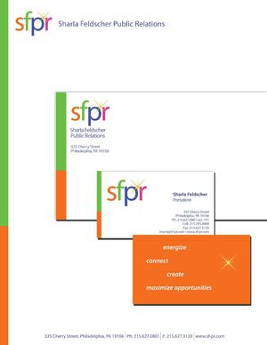 Business Identity Packages (letterhead, biz cards)