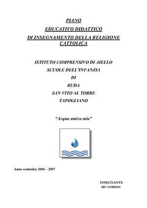 Calaméo Acqua Amica Mia