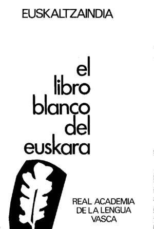 Calaméo El Libro Blanco Del Euskera