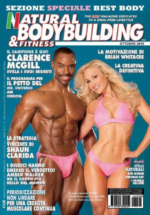 Natural Bodybuilding & Fitness n.8 full Ottobre 2010