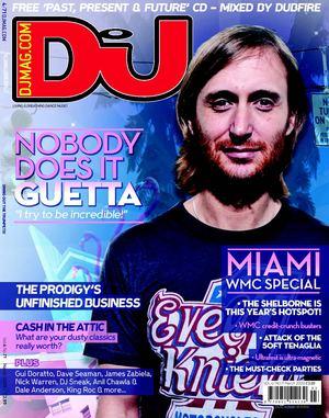 DJ Mag 2010