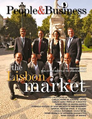 People & Business October 2010 - ExpoReal & SIL