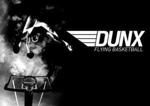 Dunx Flying Basketball
