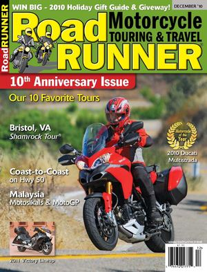 RoadRUNNER Magazine November/December 2010 Preview