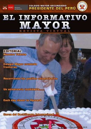 Revista Virtual El Informativo Mayor # 4