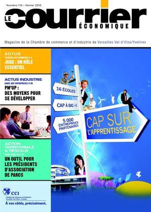 Calam o le courrier cononomique magazine de la cci - Chambre de commerce pontoise ...