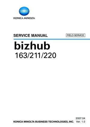 calam o bizhub 211 rh calameo com Konica Minolta Bizhub 200 Driver Konica Minolta Bizhub 200 Driver