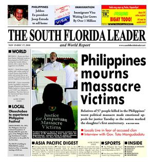 South Florida Leader & World Report (Asia Pacific Edition)