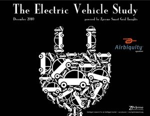 The Electric Vehicle Study 2010 by Zpryme Sponsored by Airbiquity [EV Consumer Survey Included]