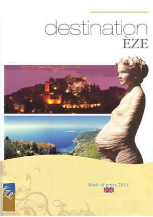 Eze office de Tourisme - Book ef press