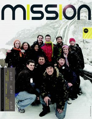 Houston's First Missions Magazine 2011