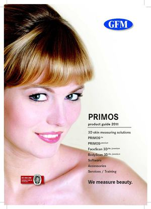 PRIMOS Catalogue - click to visit