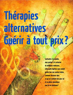 Les thérapies alternatives