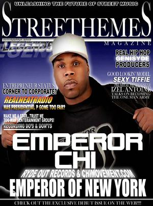 STREETHEMES MAGAZINE ISSUE 2