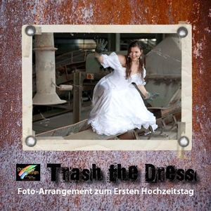 Trash the Dress Arrangement Hotel Kaiserworth Goslar