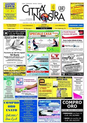 Calaméo - Città Nostra Pordenone del 27.01.2011 n. 1262 dab05ec9955