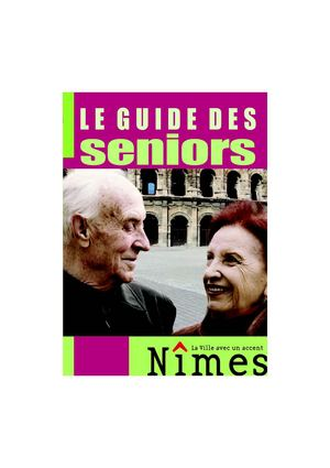 Le guide des seniors