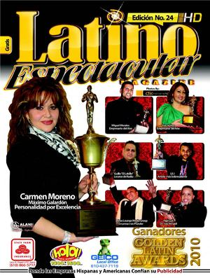 Lehigh Valley-Latino Espectacular Magazine LEM No. 24  2011
