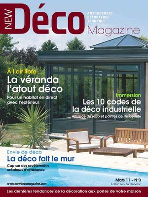 New déco magazine mars 2011