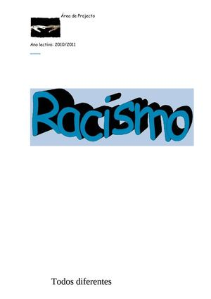 Racismo_the best forever_