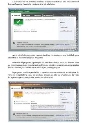 Anti Vírus Microsot Internet Security Essentials