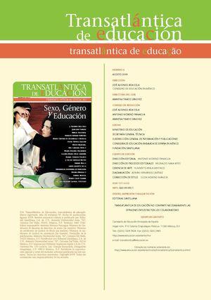 Calaméo - Sexo, género y educación. Revista trasatlántica de educación