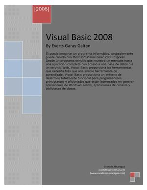 Manual Visual Basic 2008