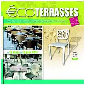 Advensis - Eco Terrasse 2011