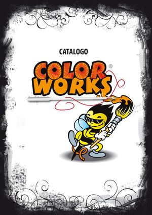 Catalogo Color Works 2011