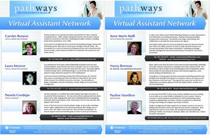 Pathways Virtual Assistants 2011