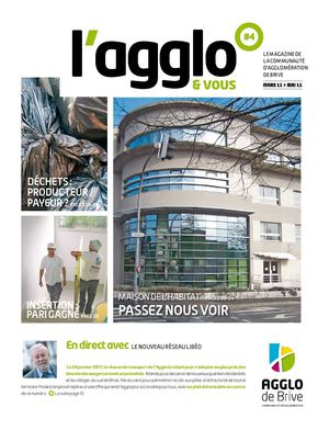 L'Agglo & Vous n°4