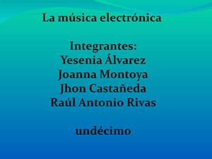 la electronica version mejorada
