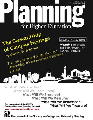 The Stewardship of Campus Heritage