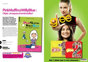 PinkMuffin@WillyBlue - Objet : arnaques et embrouilles