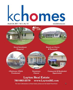 Kansas City Homes: March 24, 2011