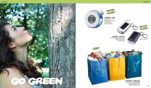 Viesse Promotion - Catalogo 2011 10_Go Green