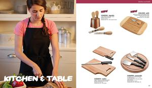 Viesse Promotion - Catalogo 2011 11_Home and Table