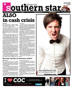 Southern Star Observer issue 127