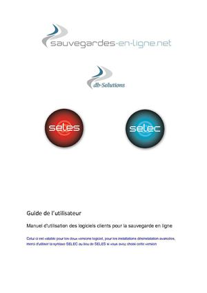 Guide d'installation DB-SOFTWARE