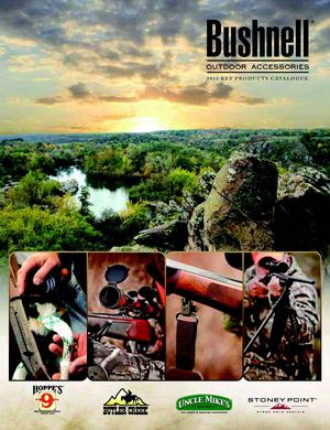 2011 Key Products Bushnell Outdoor Accessories